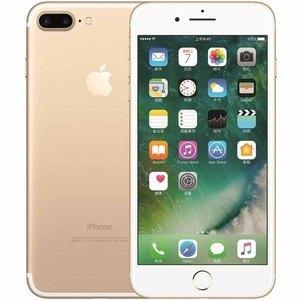 苹果【iPhone 7 Plus】全网通 金色 128G 国行 8成新 真机实拍