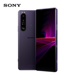 索尼【Xperia 1 III】5G全网通 紫色 12G/256G 国行 95新 真机实拍