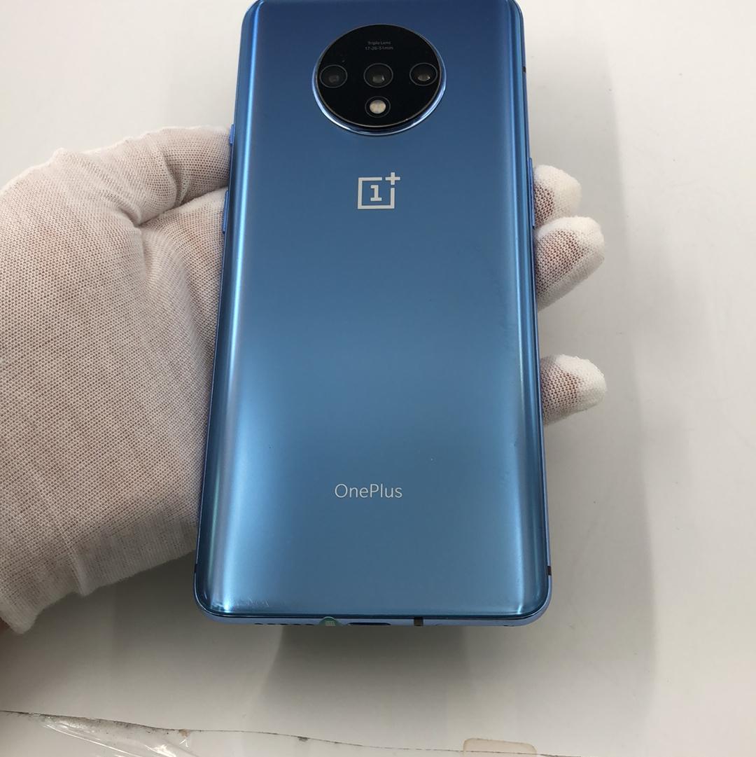 一加【一加 7T】4G全网通 蓝色 8G/128G 国行 9成新