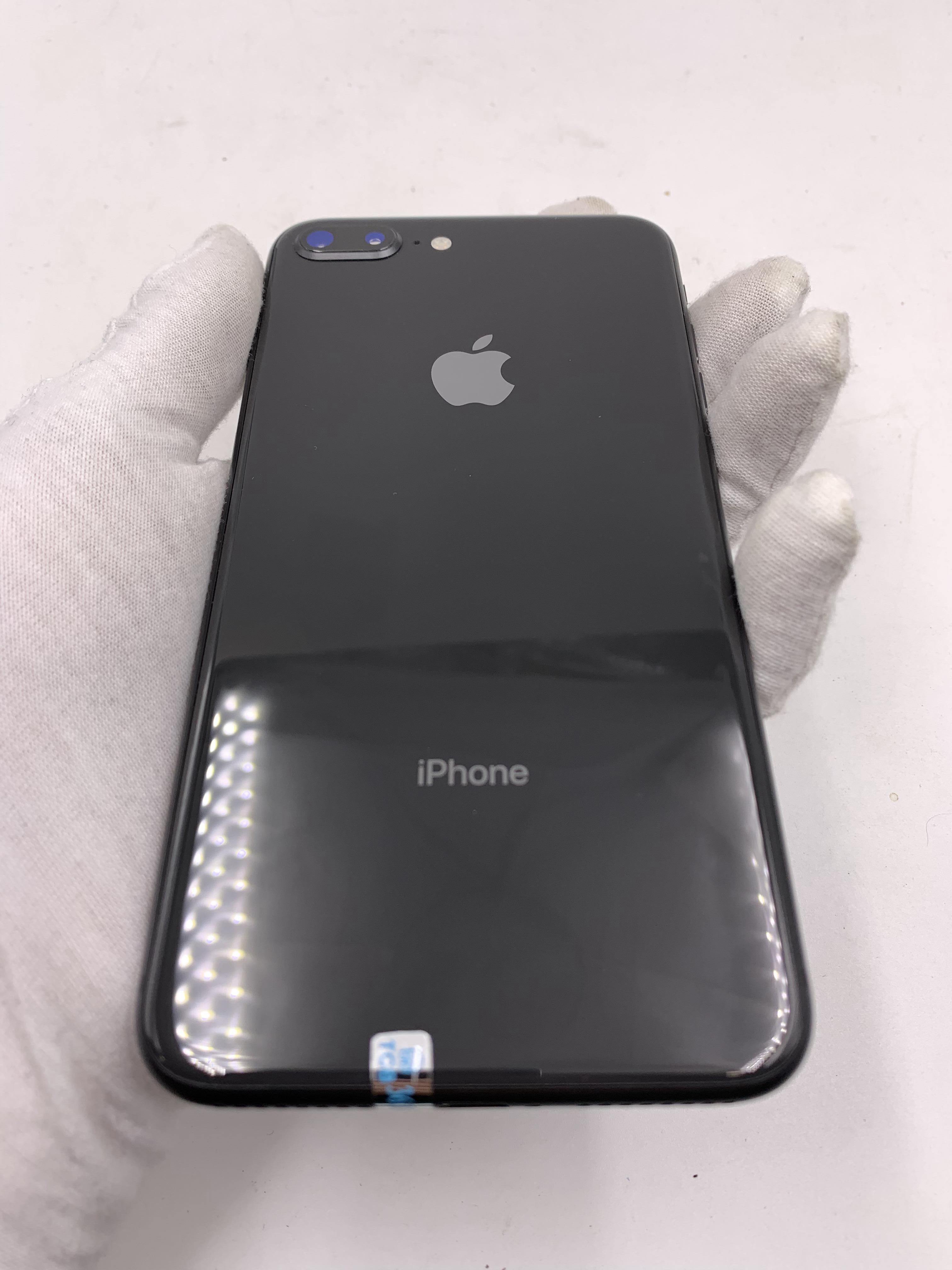 苹果【iPhone 8 Plus】4G全网通 深空灰 64G 国行 7成新