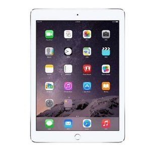 苹果【iPad Air 2】WIFI版 银色 16G 国行 8成新