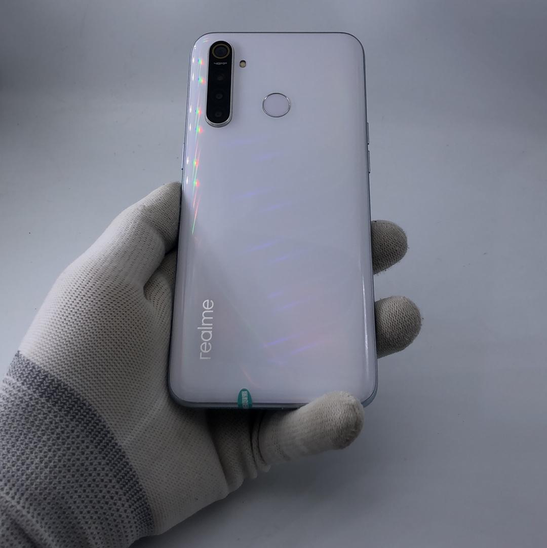 realme【真我 Q】4G全网通 白色 4G/64G 国行 95新