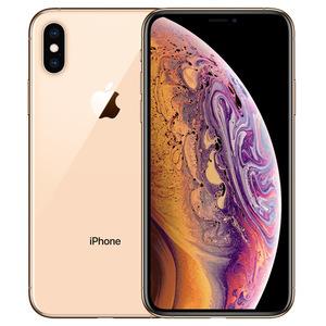 苹果【iPhone Xs】64G 95成新  全网通 国行 金色官方二手机外观新充电次数少