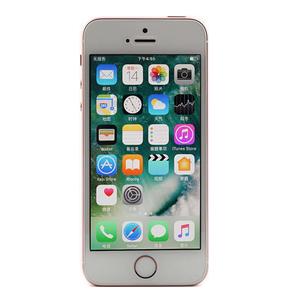 苹果【iPhone SE】全网通 玫瑰金 16G 国行 8成新