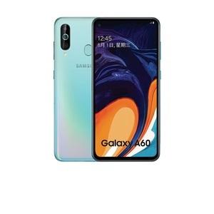 三星【Galaxy A60】全网通 蓝色 6G/128G 国行 9成新 真机实拍