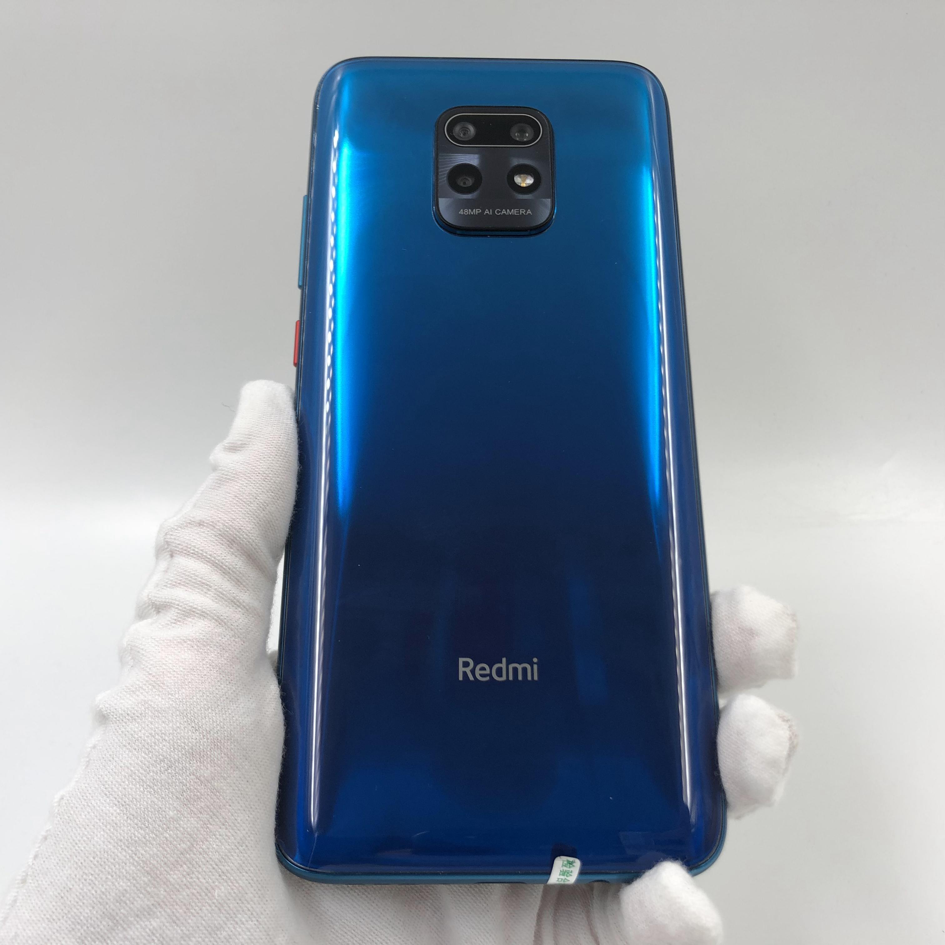 小米【Redmi 10X 5G】5G全网通 深海蓝 6G/64G 国行 95新 真机实拍