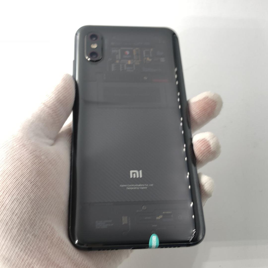 小米【小米8 屏幕指纹版】4G全网通 透明 8G/128G 国行 8成新