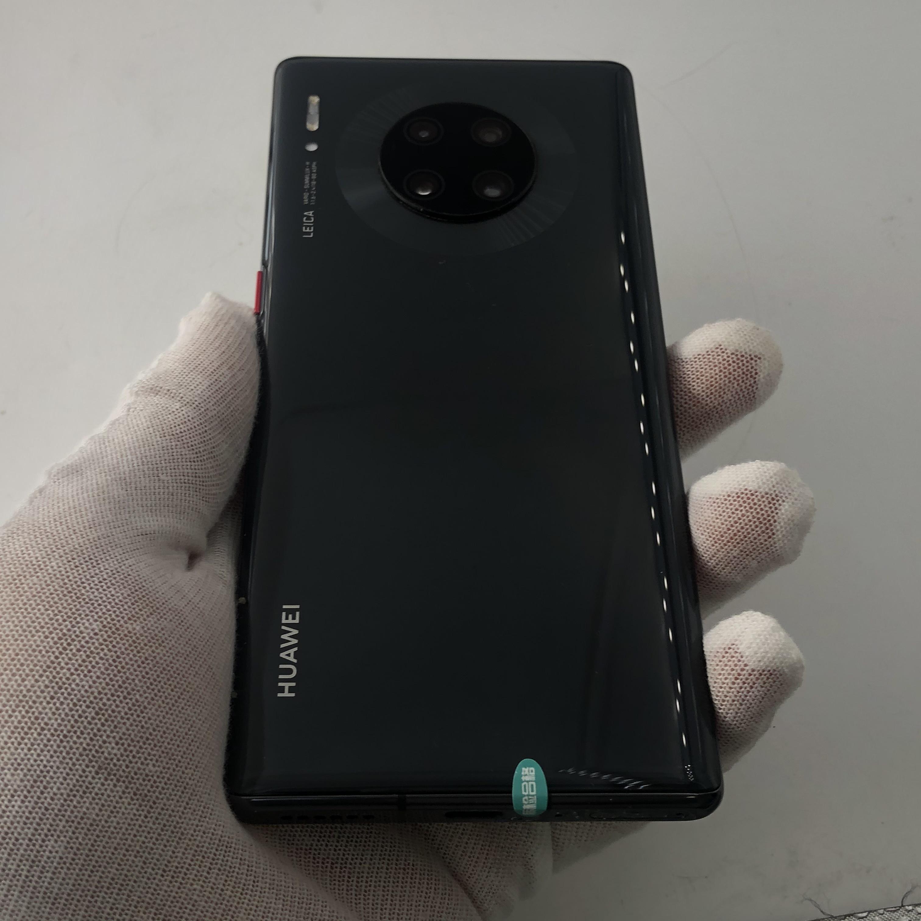 华为【Mate 30 Pro】移动 4G/3G/2G 亮黑色 8G/128G 国行 95新