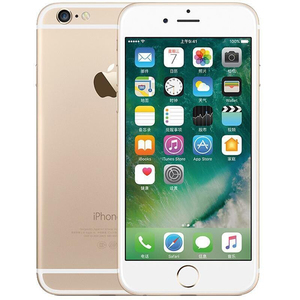 苹果【iPhone 6】全网通 金色 64G 国际版 8成新 真机实拍美版