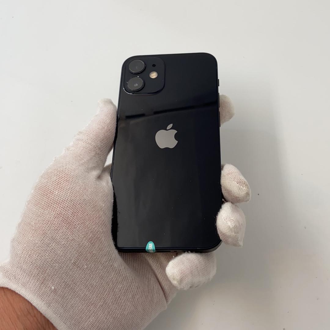 苹果【iPhone 12 mini】5G全网通 黑色 128G 国行 9成新