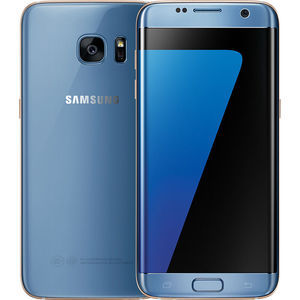 三星【Galaxy S7 Edge】全网通 蓝色 64G 国行 8成新
