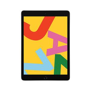 苹果【iPad 2019年新款 10.2英寸】灰色 WIFI版 128G 国行 全新 平板电脑学习游戏2018升级款原封未激活