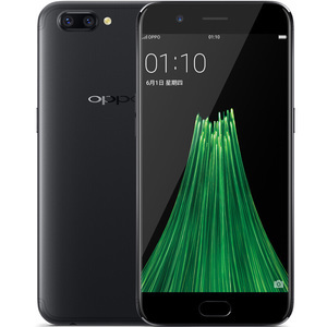 oppo【R11 Plus】全网通 黑色 64G 国行 9成新