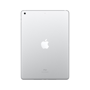 苹果【iPad 2019年新款 10.2英寸】WIFI版 银色 128G 国行 95成新 真机实拍