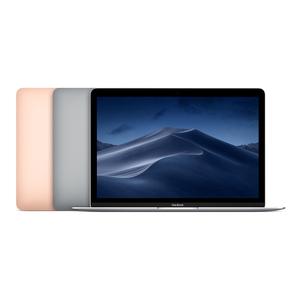 Mac笔记本【17年12寸MacBook MNYM2】8G/256G 8成新  国行 玫瑰金 酷睿M3 1.2GHz真机实拍充头+线E-5