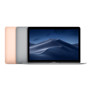Mac笔记本【17年12寸MacBook MNYM2】8G/256G 9成新  玫瑰金 酷睿M3 1.2GHz 韩国真机实拍充头+线B-3