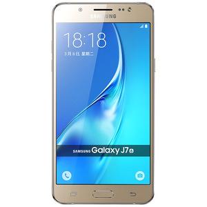 三星【Galaxy J7】电信 4G/3G/2G 金色 16G 国行 8成新