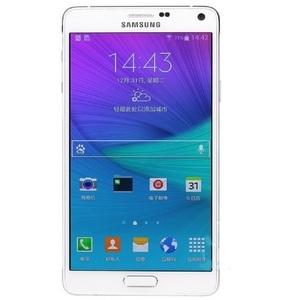 三星【Galaxy Note 4】移动联通 4G/3G/2G 白色 16G 国行 9成新
