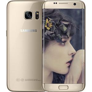 三星【Galaxy S7 Edge】金色 32 G 国行 全网通 9成新