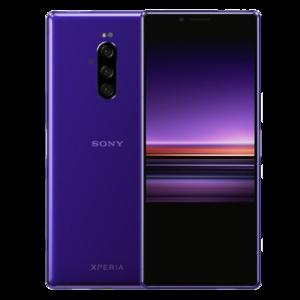 索尼【Xperia 1】移动联通 4G/3G/2G 紫色 6G/64G 非大陆国行 99成新