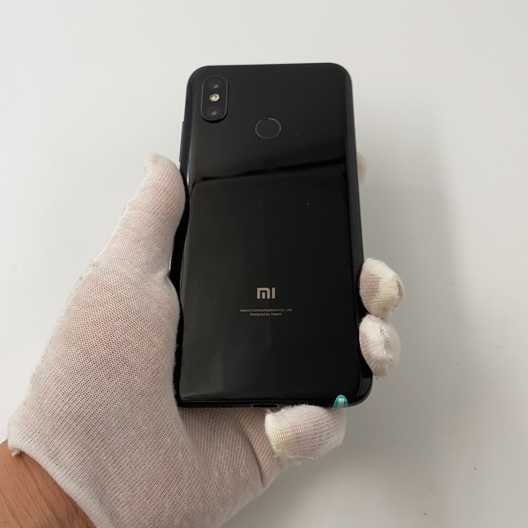 小米【小米8】4G全网通 黑色 8G/128G 国行 9成新