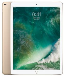 苹果【iPad Pro 12.9寸 1代 2015款】WIFI版 金色 128G 国行 8成新 真机实拍