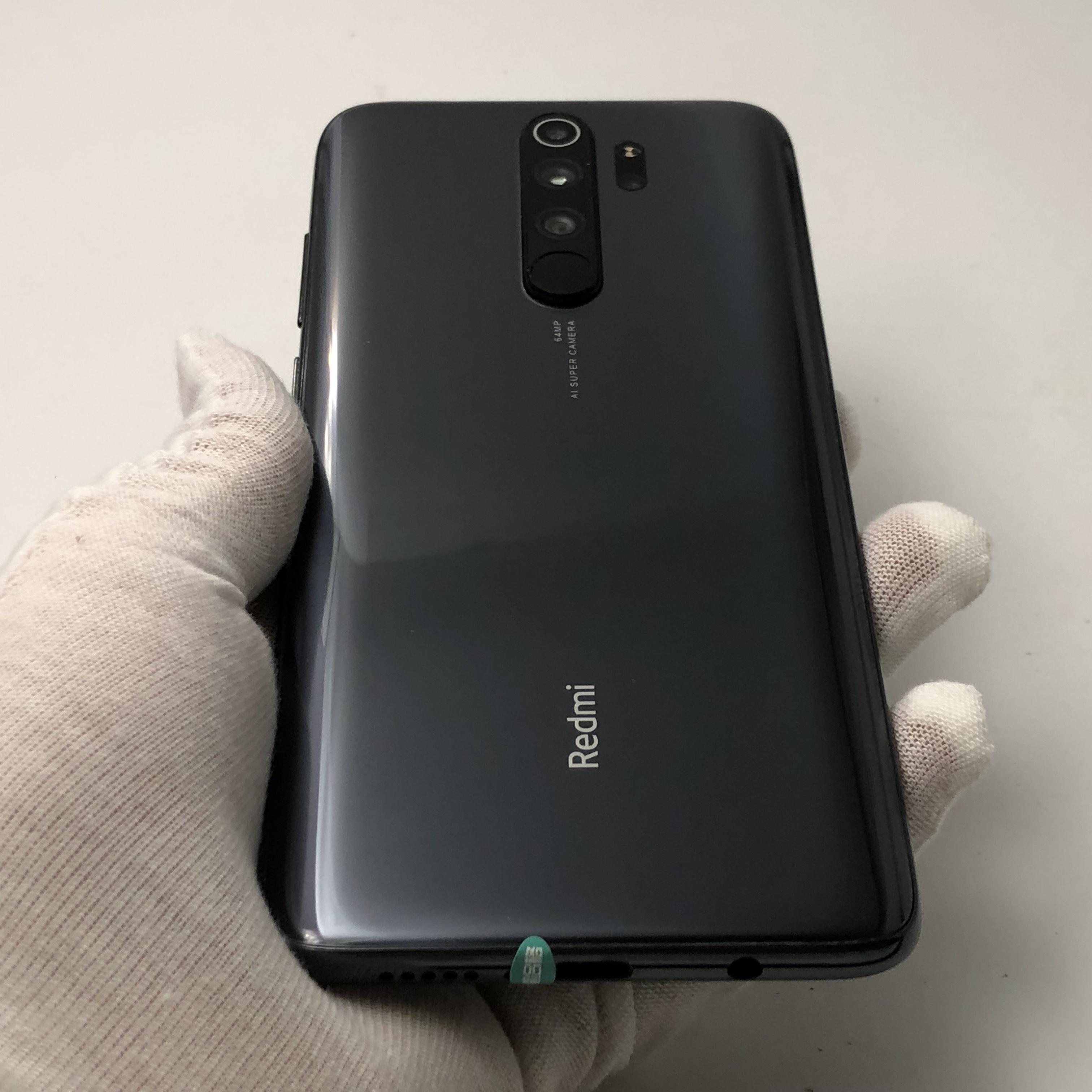 小米【Redmi Note 8 Pro】4G全网通 电光灰 6G/128G 国行 99新