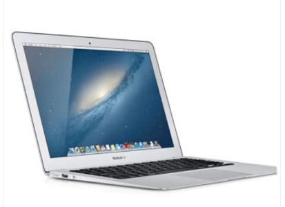 苹果【MacbookAir 13.3】4G  128G 8成新  国行 酷睿i5  1.6Gh 银色2015年充头+线2019-06-17-1