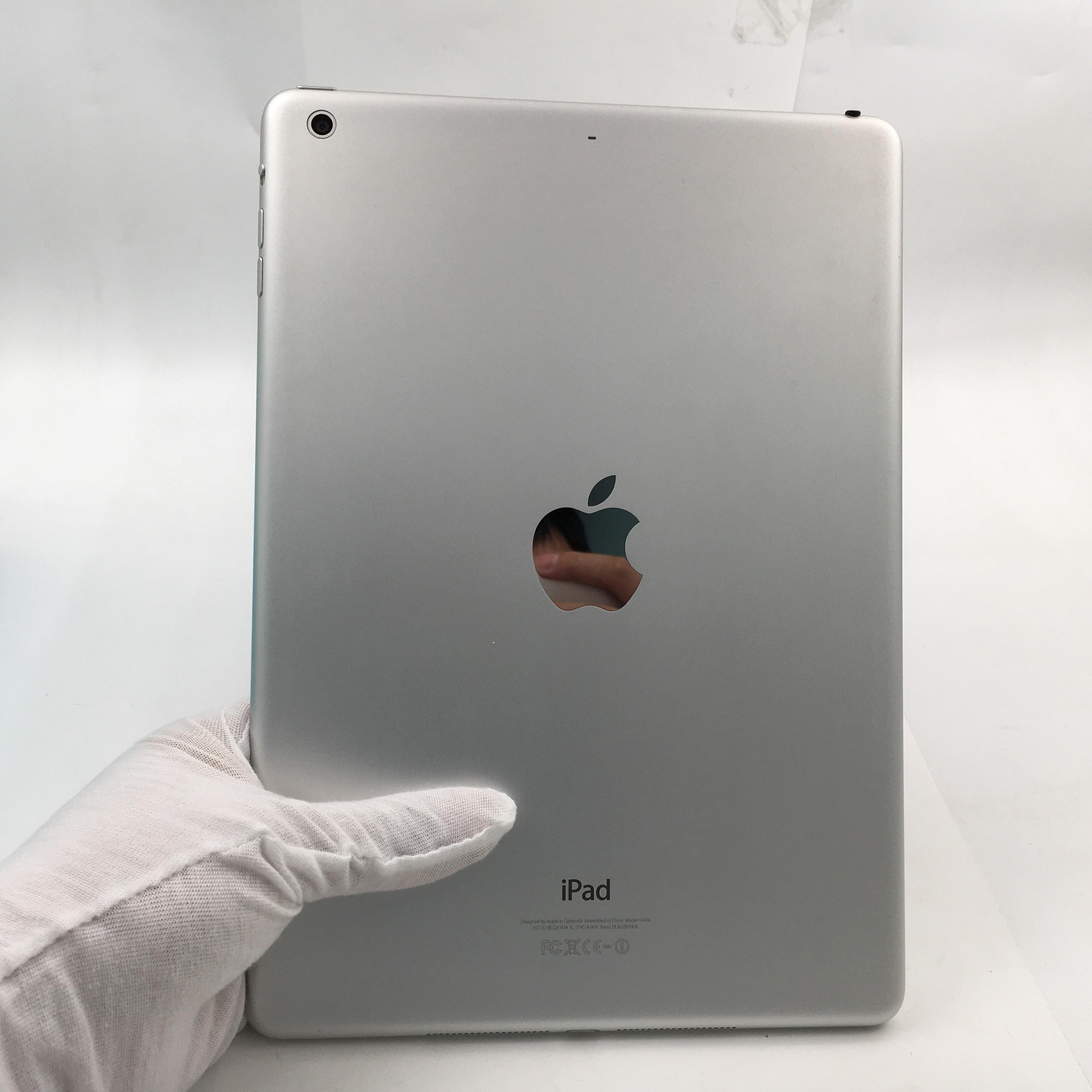 苹果【iPad Air 1】WIFI版 银色 32G 港澳台 9成新