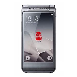 三星【三星 W2016】电信 4G/3G/2G 银色 64G 国行 99成新