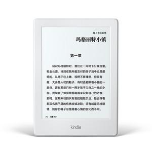 Kindle【入门版 6英寸wifi】白色 国行 99成新 官翻99新