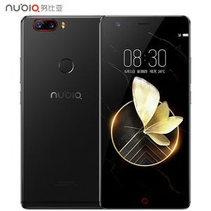 努比亚【Z17】全网通 黑色 128G 国行 7成新 真机实拍