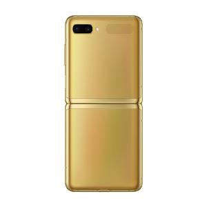 三星【Galaxy Z Flip】全网通 撒哈拉金 8G/256G 国行 95成新