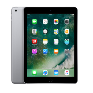 iPad平板【iPad 2017款 9.7英寸】128G 95新  WIFI版 国行 深空灰付款后7天内发货