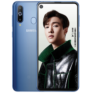 三星【Galaxy A8s】全网通 蓝色 6G/128G 国行 9成新 真机实拍