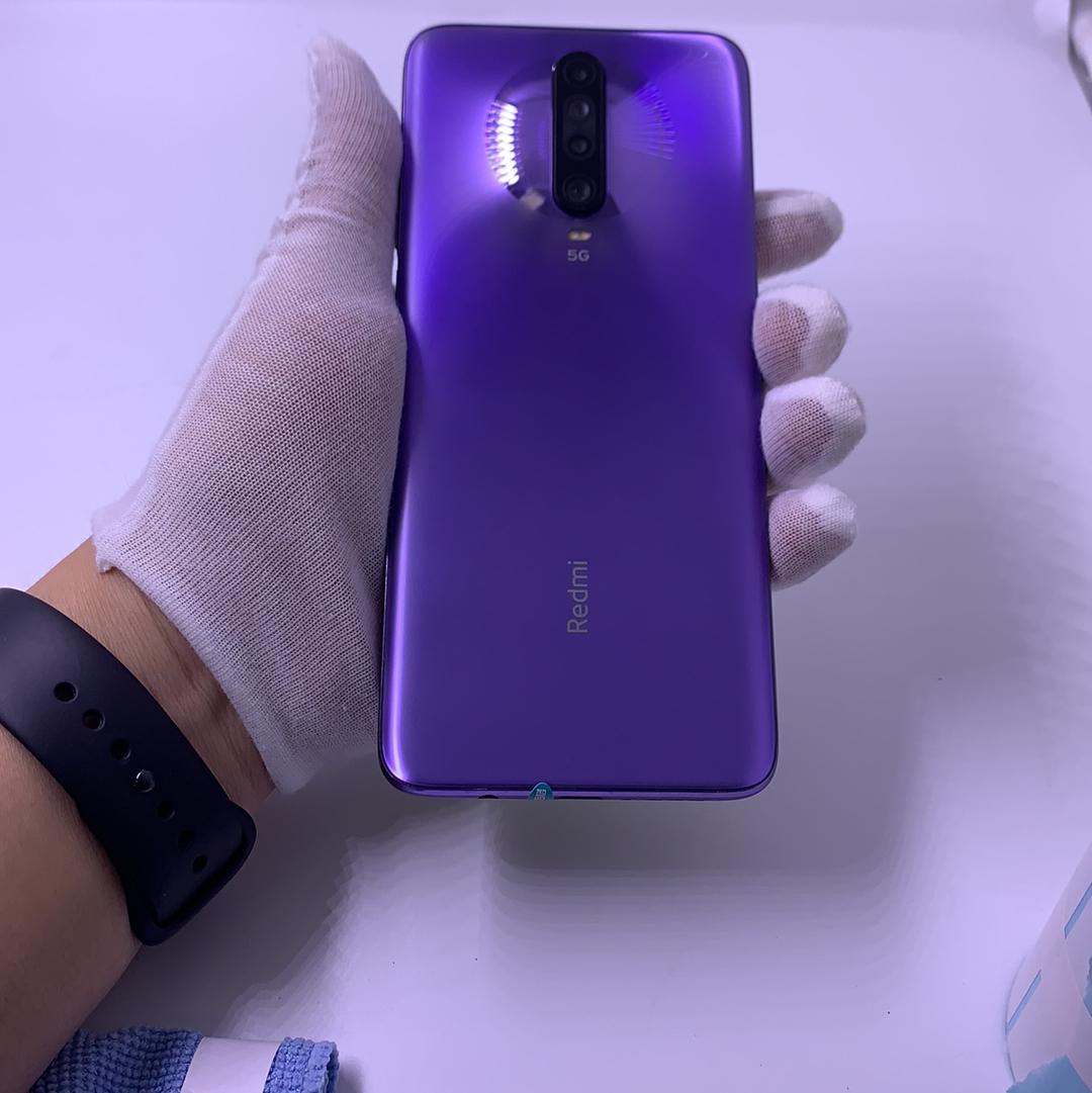 小米【Redmi K30 5G】5G全网通 紫玉幻境 8G/128G 国行 95新