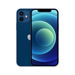 苹果【iPhone 12】5G全网通 蓝色 128G 国行 8成新 真机实拍 官保2021-10-25
