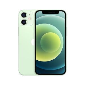 苹果【iPhone 12 mini】5G全网通 绿色 128G 国行 9成新 真机实拍官保2021-11-12