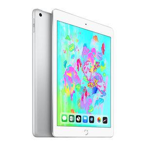 苹果【iPad  2018年新款】WIFI版 银色 32G 国行 99成新 真机实拍