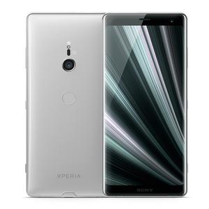 索尼【Xperia XZ3】移动联通 4G/3G/2G 银白 6G/64G 国际版 9成新