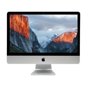 Mac笔记本【苹果13年21寸iMac MD093】银色 国行 i5三代-2.7 8G+1T 独显512M 95新