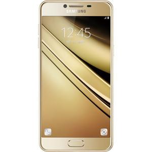 三星【Galaxy C7】全网通 金色 32G 国行 9成新