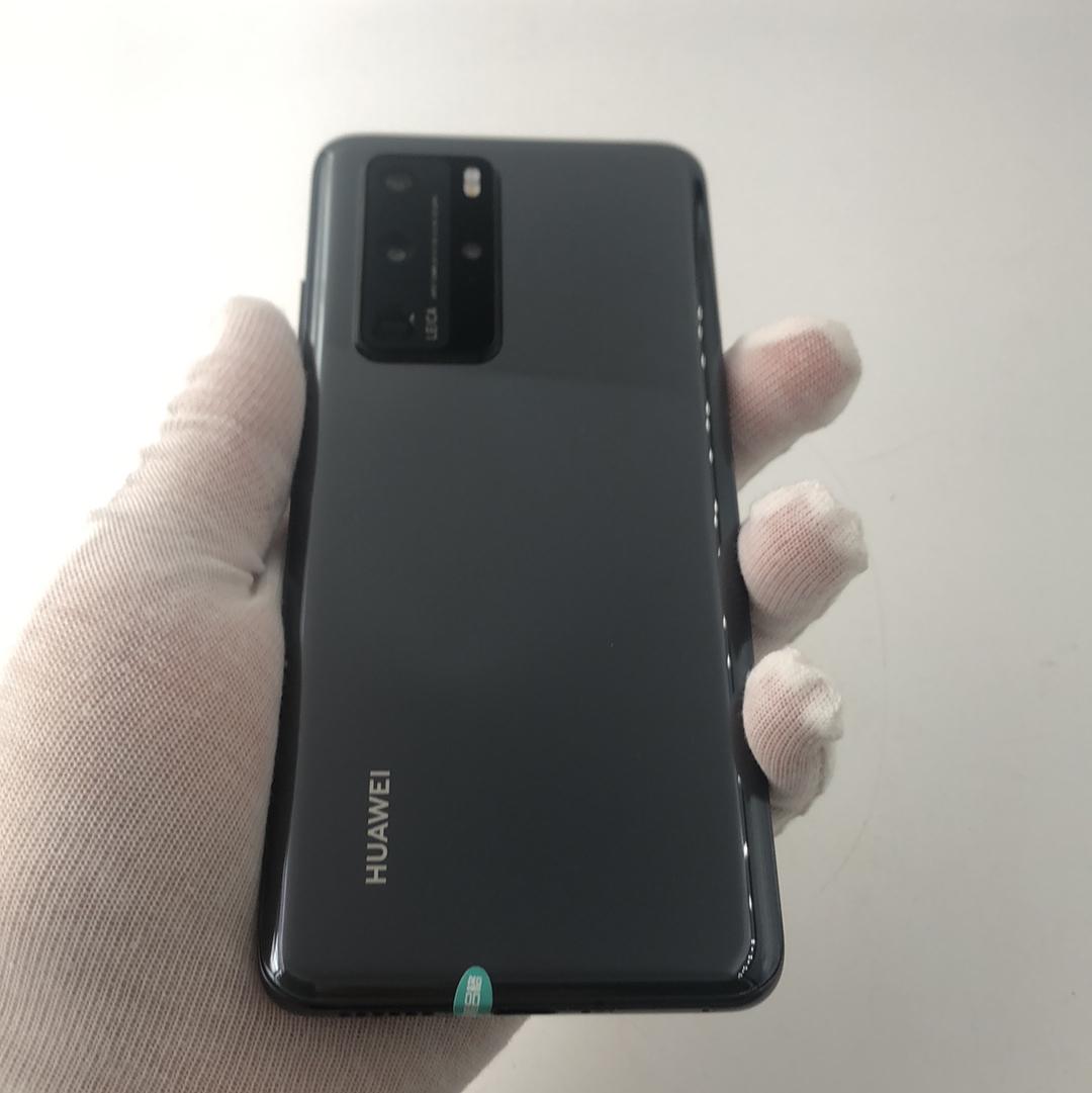 华为【P40 Pro 5G】5G全网通 亮黑色 8G/512G 国行 95新