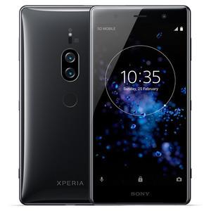 索尼【Xperia XZ2 Premium】移动联通 4G/3G/2G 黑色 6G/64G 国行 9成新
