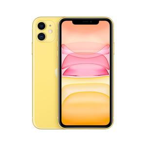 苹果【iPhone 11】全网通 黄色 128G 国行 8成新