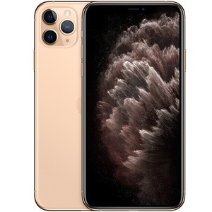 苹果【iPhone 11 Pro Max】256G 99新  全网通 国行 金色外观新充电次数少官方二手优质货源