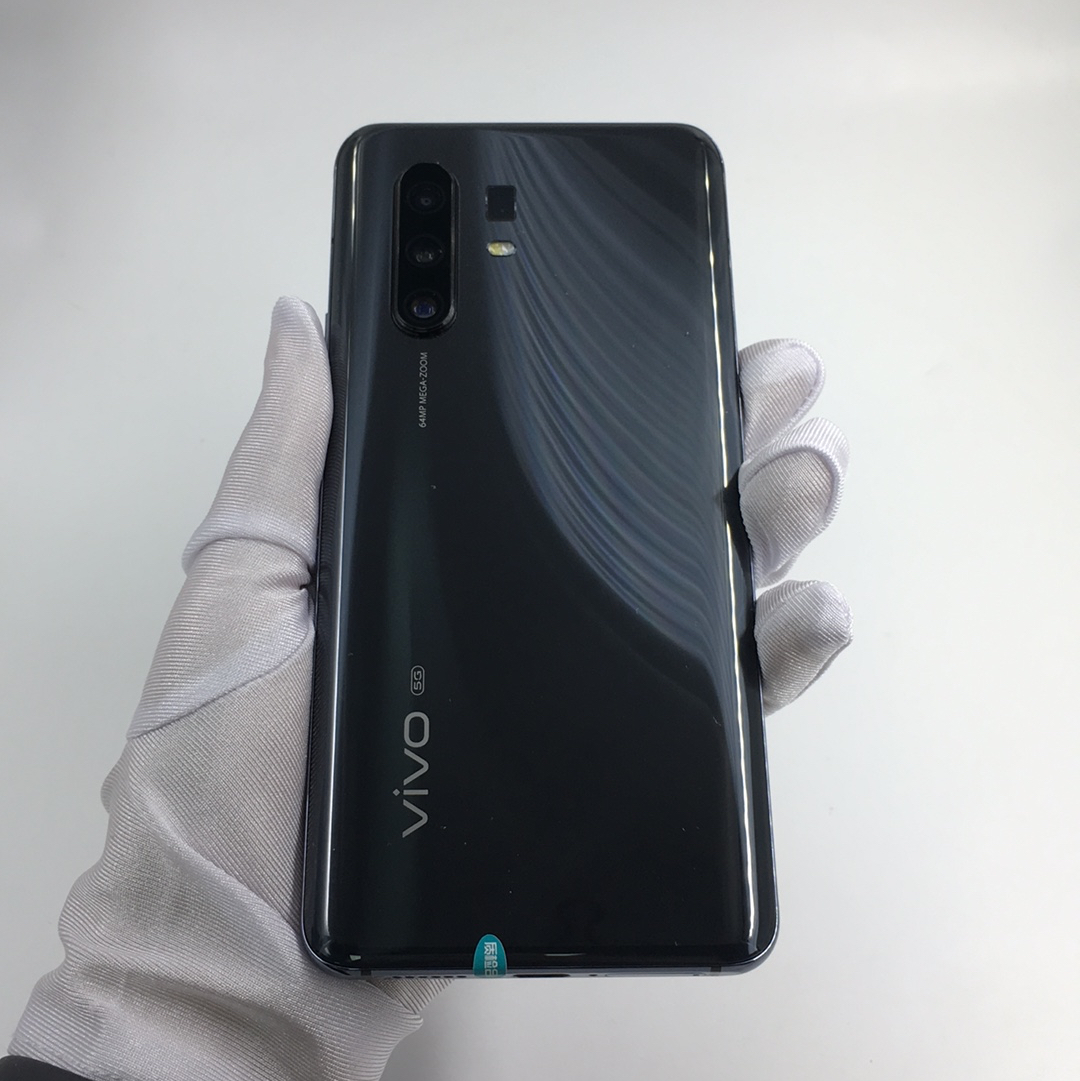 vivo【X30 Pro 5G】5G全网通 耀石黑 8G/128G 国行 9成新 8G/128G真机实拍