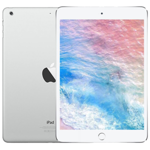 苹果【iPad mini3】WIFI版 银色 128G 国际版 8成新 真机实拍