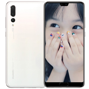 华为【P20 Pro】4G全网通 白色 6G/128G 国行 8成新