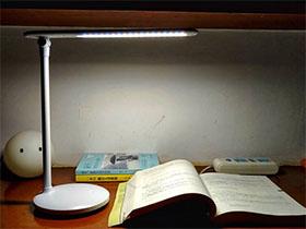 学习办公新帮手—360柔光护眼台灯S1评测